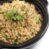 Fried Rice with Lemongrass And Salt