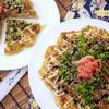 Okonomiyaki Japanese