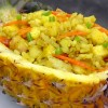 Fried Pineapple Rice
