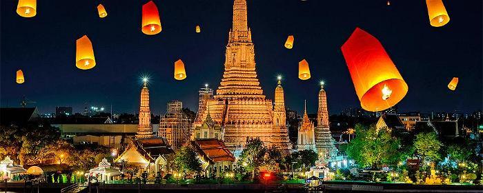Vesak Thailand